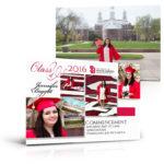 Graduation Card Front & Back
